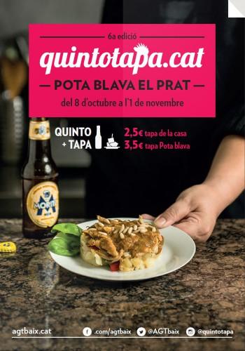 6ª Edició del QuintoTapa -Pota Blava del Prat de Llobregat