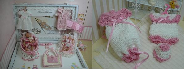 reborn+rosa Bebés reborn hechos de la nada