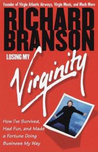 Första upplagen av losing my virginity (skulle jag gissa)