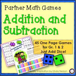 Easy Prep Math Games!