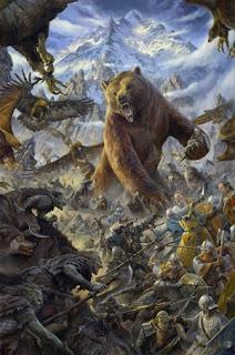 Battle of Five Armies The Hobbit