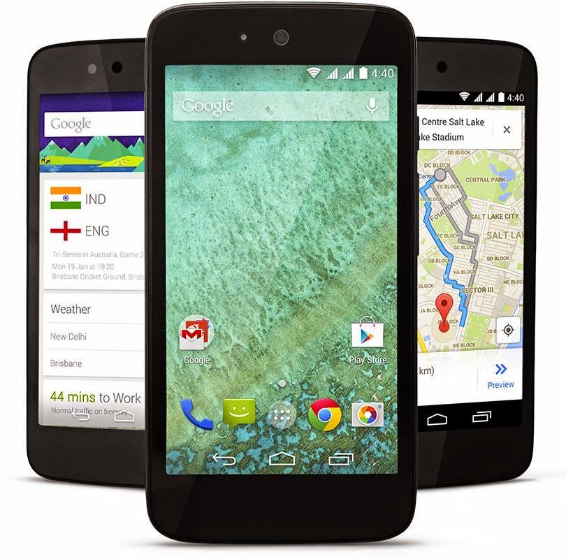 Android One Hadir di Indonesia, Android Lollipop Murah Dibawah 1 Juta!