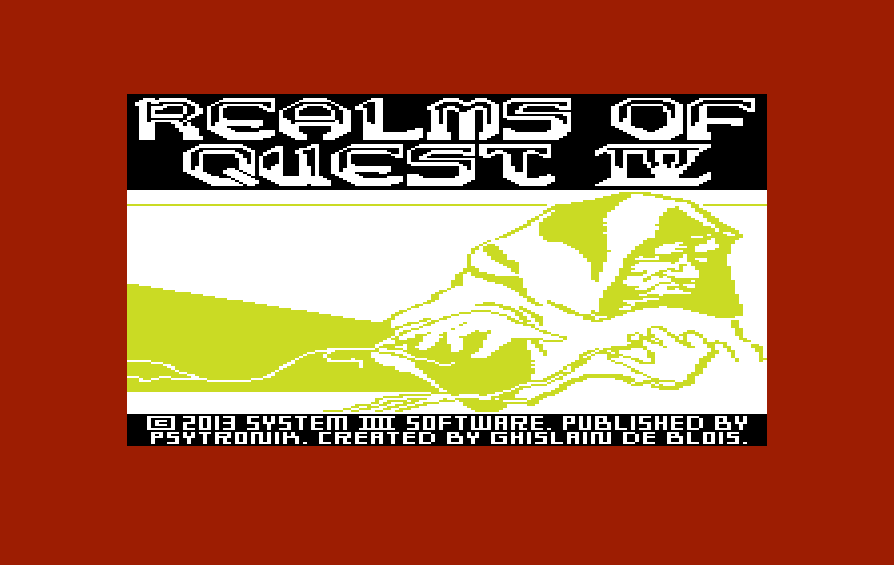 Realms of Quest IV Title Image