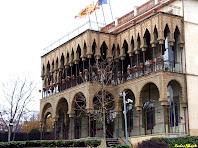 La Casa de les Altures. Autor: Carlos Albacete