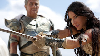 Lynn Collins from John Carter HD Desktop Wallpaper