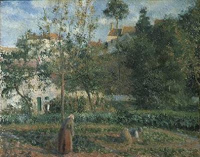 Vista de Pontoise