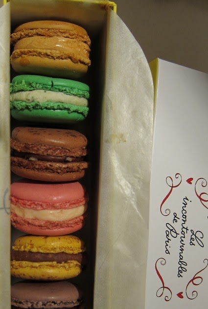 Macarons - Pierre Herme, Paris | WorldWindows