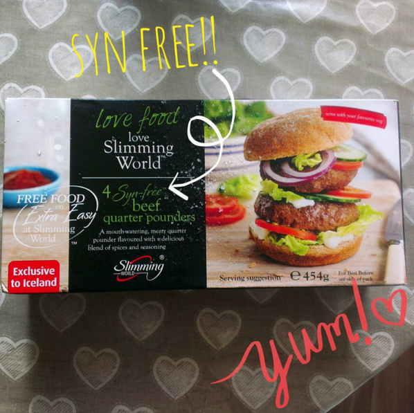 Slimming world meals from iceland review of some of the Slimming world at home