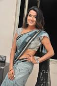 Jyothi seth sizzling saree photos-thumbnail-3