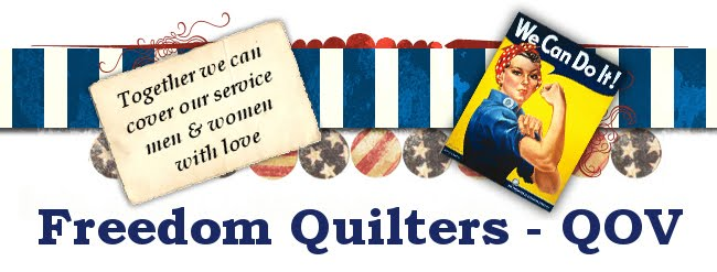 Freedom Quilters QOV