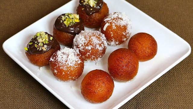 Resep Membuat Gulab Jamun, Makanan India Favorit Shaheer Sheikh