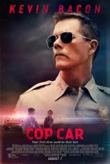 Coche policial (2015) Thriller de Jon Watts