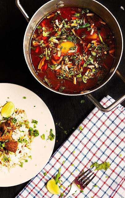 niramish bhoger mangsho recipe