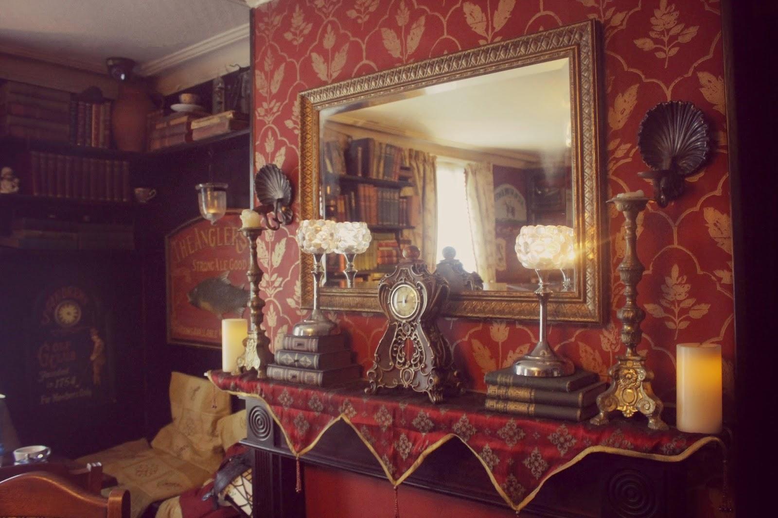Sherlock mirror