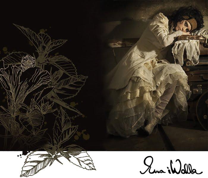 Tankar från en värld av böcker, art noir, för många skor och kärleken till estetik Ewa i Walla