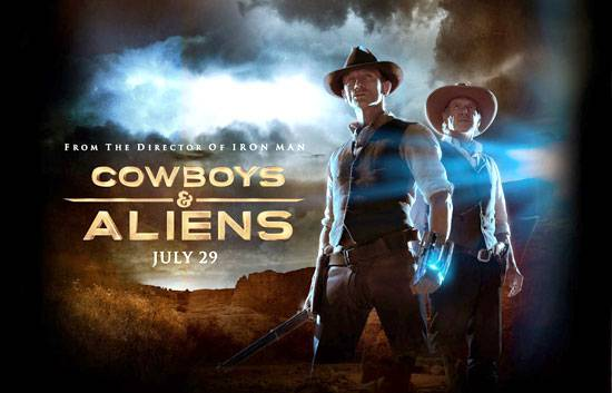 cowboys and aliens online free