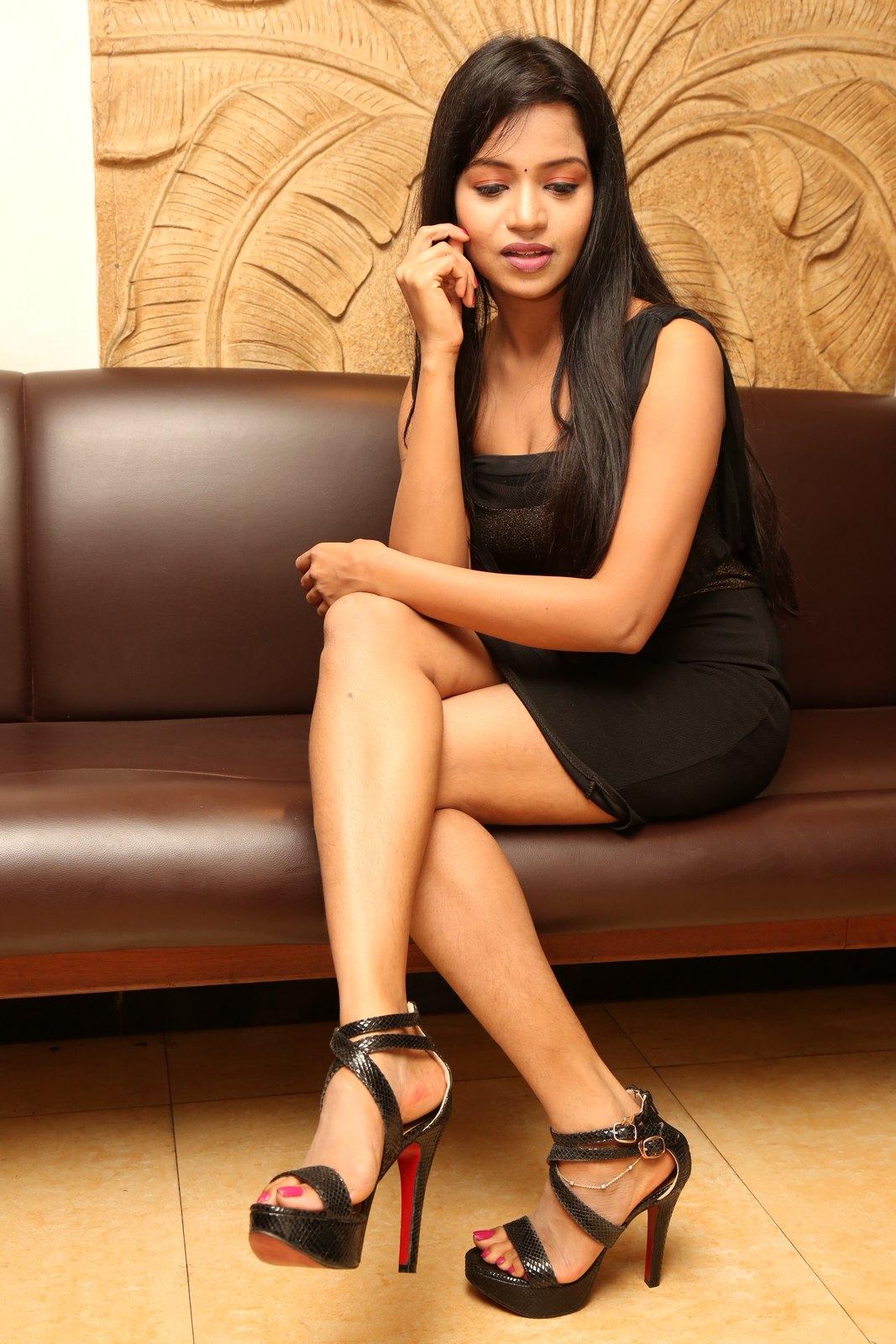 Bhavya sri New glam photo shoot-HQ-Photo-7