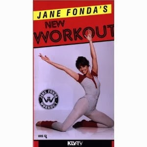 Jane Fonda's New Workout video