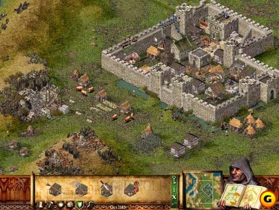 Download Stronghold Full Version PC Game Gratis