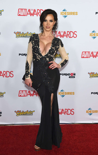 Actress, Model, @ Actress, Model, @ Nikki Benz - Adult Video News Awards in Las Vegas