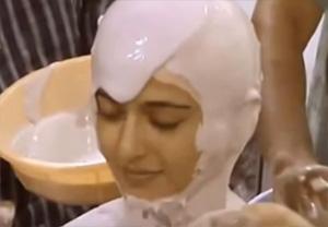 Making Anushka As BAHUBALI NEW LEAK