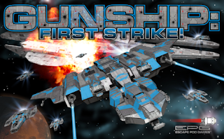 Gunship! First Strike: I'll Blow You Up Just As Soon As I Can Figure Out How!