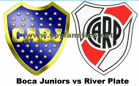 superclasico, 26tv, river, boca, online