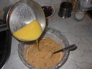 Чизкейк с лимонным кремом