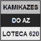 LOTECA 620 - MINIATURA KAMIKAZE