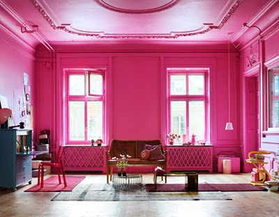 Bandanamom: Tickled Pink
