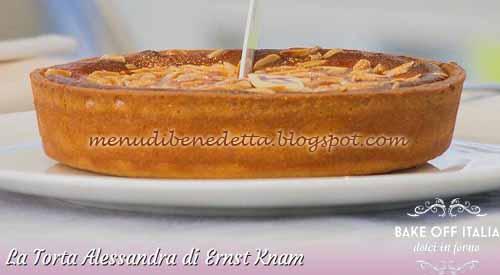 Torta Alessandra ricetta Bake Off Italia 2