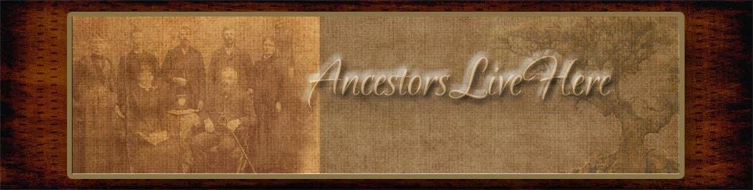 Ancestors Live Here