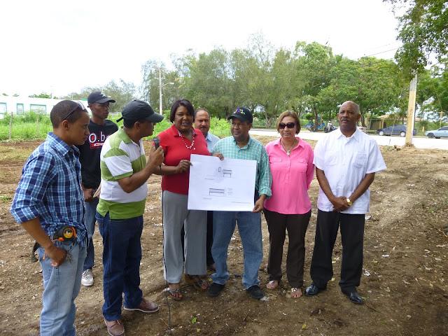 CDP inicia construcción de su local con apoyo del ayuntamiento de SPM