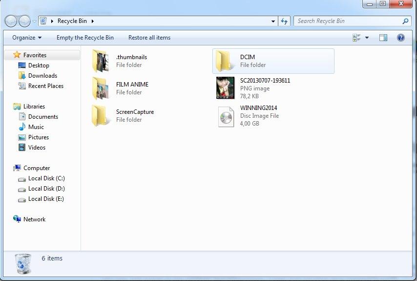 Tips Cara Mengembalikan File Yang Terhapus Di Laptop Dan Komputer