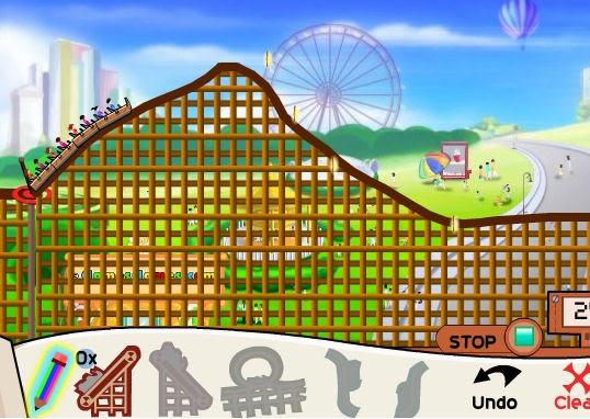 Juego de construir una monta a rusa juegos de casas y - Juego de crear tu casa ...