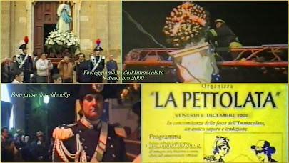 Come eravamo...  'Festeggiamenti dell'Immacolata del 8.12.2000'
