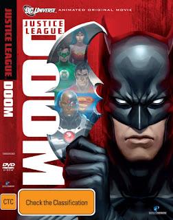 DC Comics Liga de Justicia Doom DVDRip