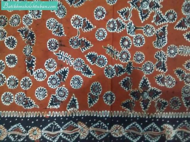 Kain Bahan Batik Tuban 2811E