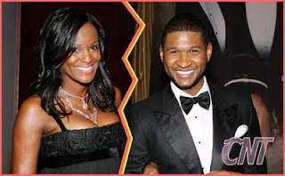 The former wife of Usher wants to take away custody
