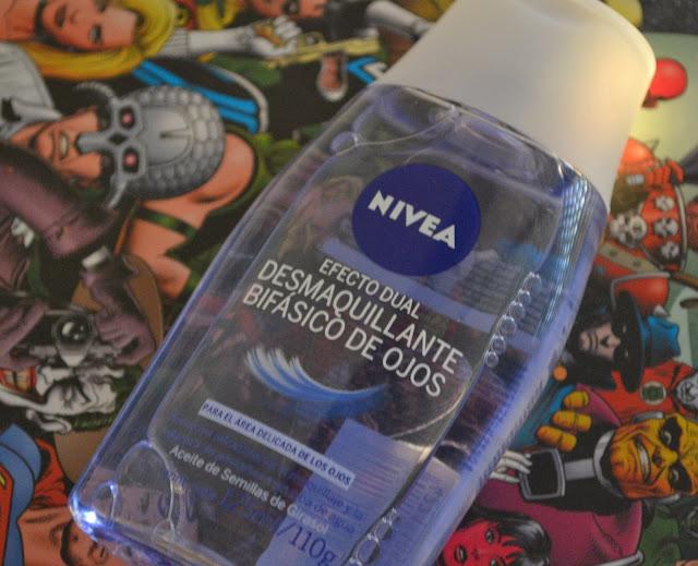 Desmaquillante Bifásico de Ojos NIVEA Aqua Effect