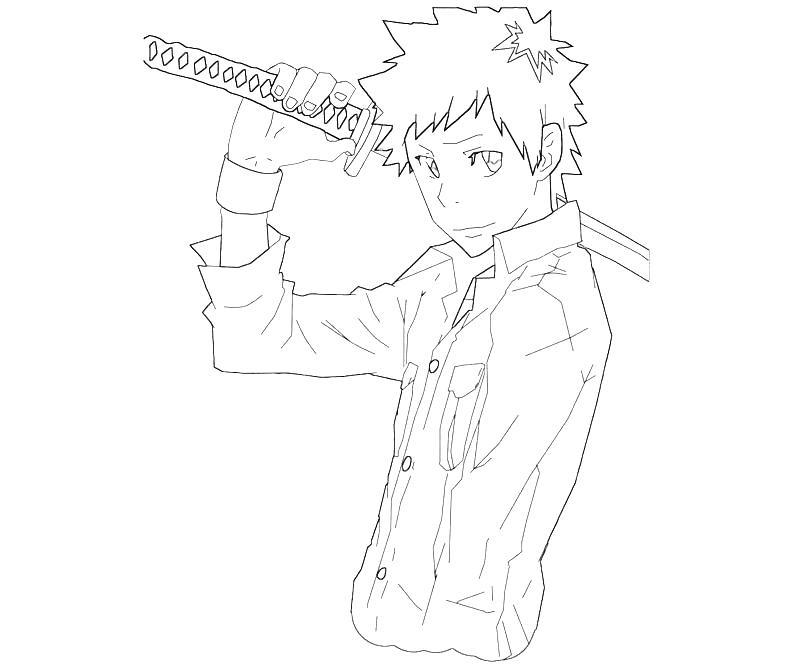 printable-takeshi-yamamoto-sword-coloring-pages