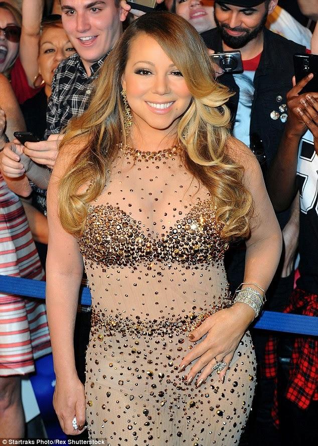 Mariah carey boobs nude will know
