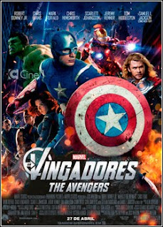 Download Os Vingadores   Legendado baixar