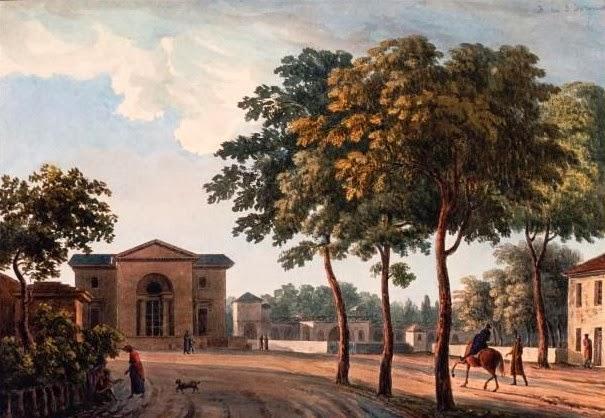 Le mur des fermiers g n raux du cot des buttes chaumont for Vive le jardin 36250 saint maur