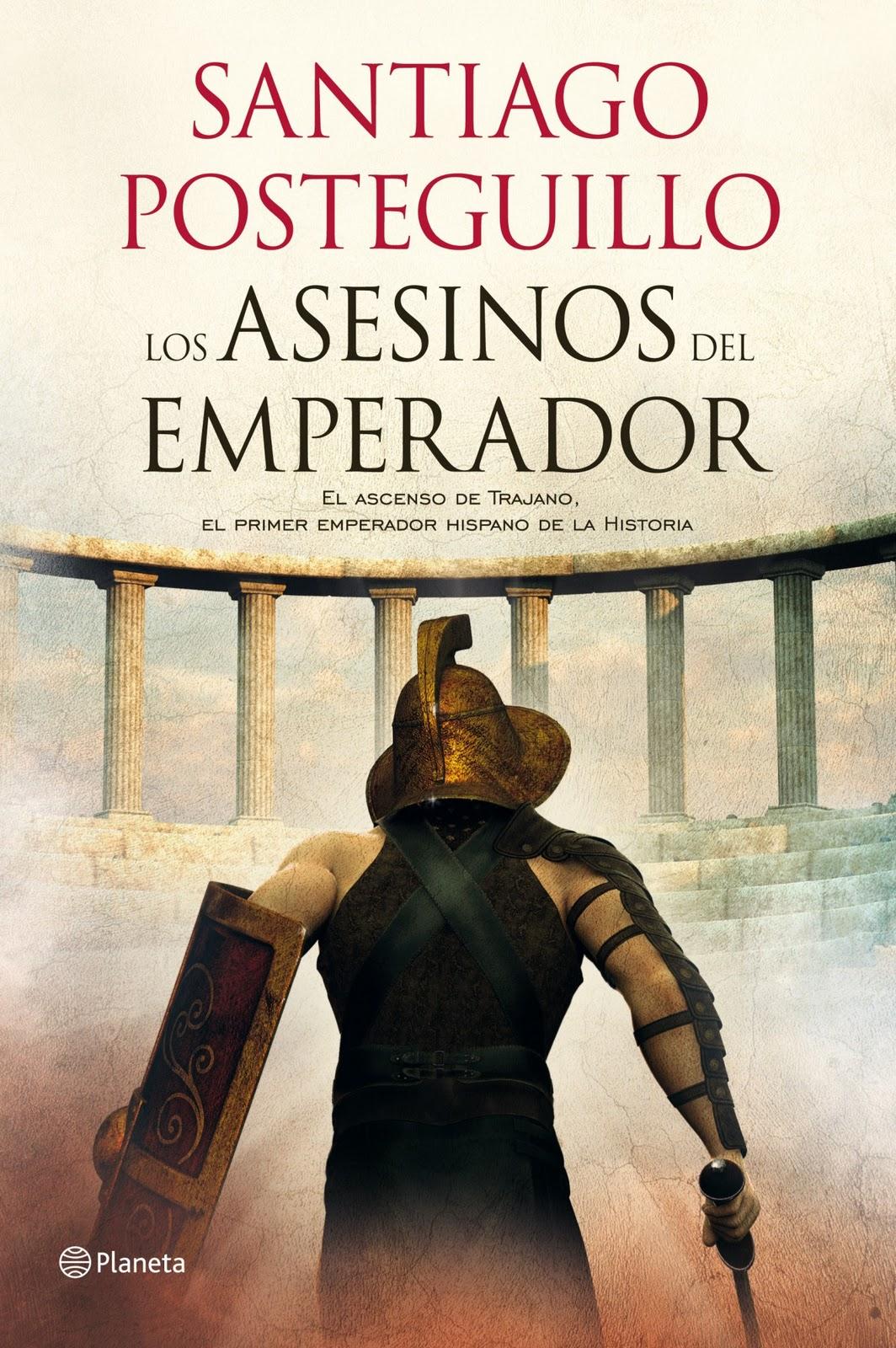... Autores Españoles e Iberoamericanos. La sinopsis de la contraportada y  de la web de la editorial es esta: «18 de septiembre del año 96 d.