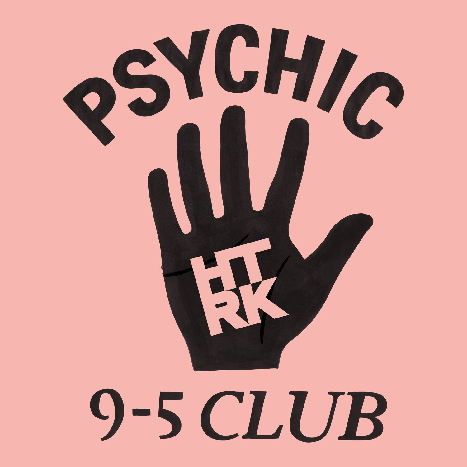discosafari - HTRK - Psychic 9-5 Club - Ghostly International