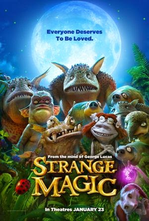 Cine: Strange Magic