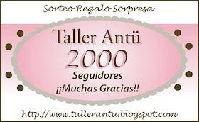 2000 Seguidoras!!!