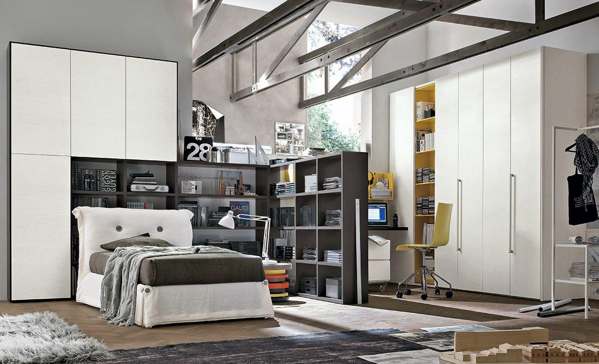 Hometrotter home style blog casa arredamento design for Tomasella camerette