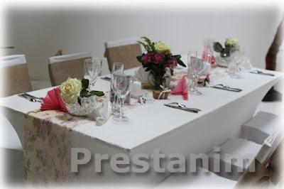 decorations et theme  choissisez votre table mariage anniversaire ...